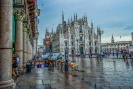 Rejse til Milano