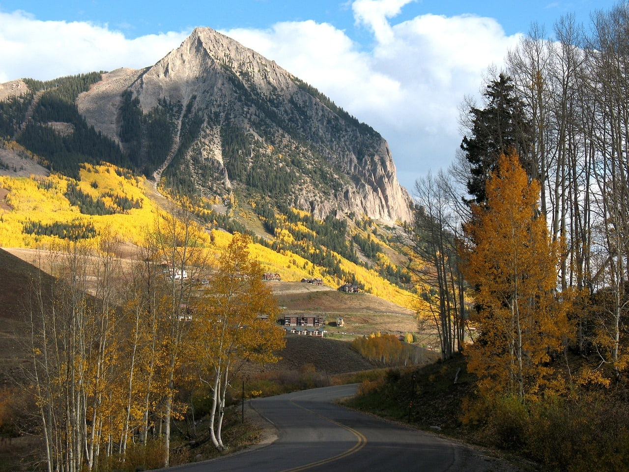 Crested Butte, Colorado, USA