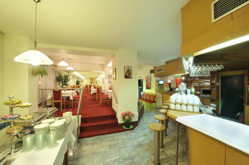 Hotel i Prag