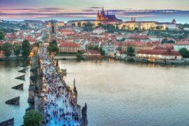 Rejse til Prag